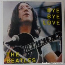 Discos de vinilo: THE BEATLES BYE BYE LOVE LP GET BACK JOHN LENNON. Lote 236874840