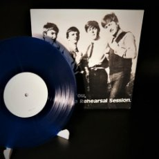 Discos de vinilo: THE BEATLES – FROM US TO YOU, A PARLOPHONE REHEARSAL SESSION / IN LIMITED BLUE VINYL. Lote 236880180