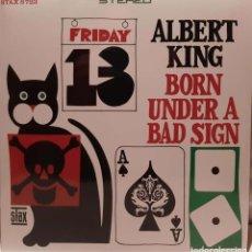 Discos de vinilo: ALBERT KING – BORN UNDER A BAD SIGN. Lote 236883785