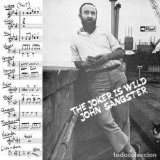 Discos de vinilo: LP JOHN SANGSTER - THE JOKER IS WILD - BLANK RECORDING CO BRC-014 - RE - NUEVO / PRECINTADO !!!*. Lote 236887000
