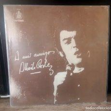 Discos de vinilo: A MIS AMIGOS - ALBERTO CORTEZ - LP HISPAVOX. Lote 236891430