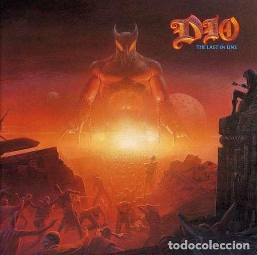 DIO – THE LAST IN LINE LP (Música - Discos - LP Vinilo - Heavy - Metal)