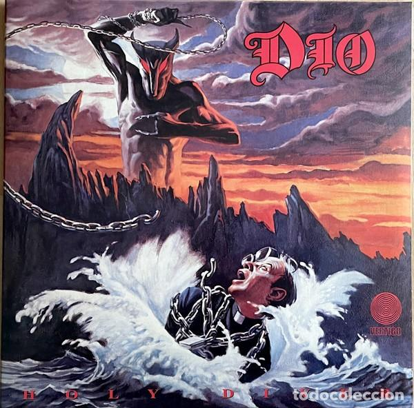 DIO – HOLY DIVER -LP- (Música - Discos - LP Vinilo - Heavy - Metal)