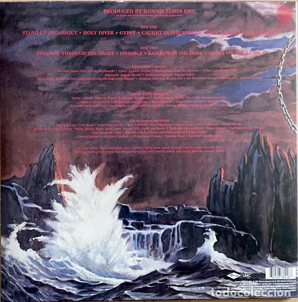 Discos de vinilo: Dio – Holy Diver -LP- - Foto 2 - 236898665