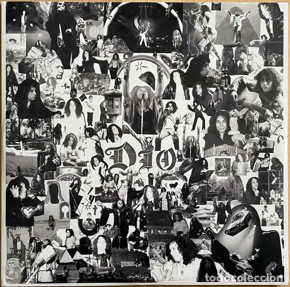Discos de vinilo: Dio – Holy Diver -LP- - Foto 3 - 236898665