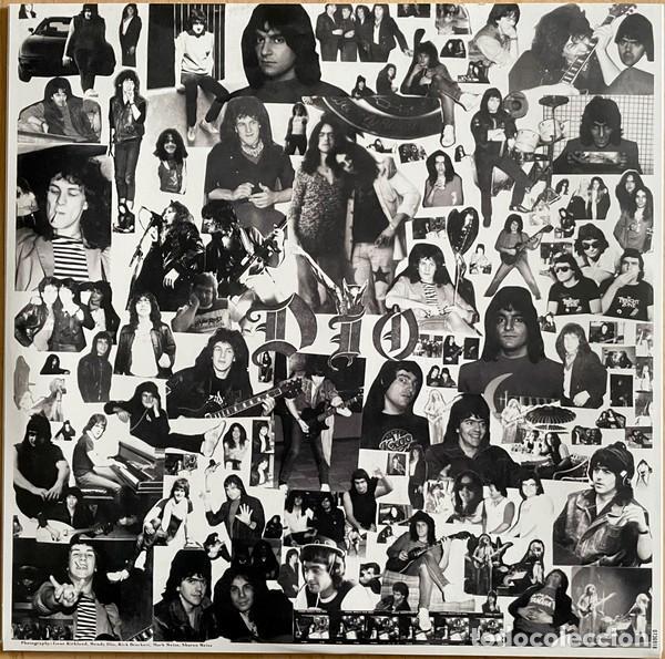 Discos de vinilo: Dio – Holy Diver -LP- - Foto 4 - 236898665