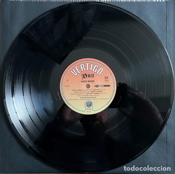 Discos de vinilo: Dio – Holy Diver -LP- - Foto 5 - 236898665