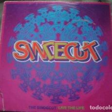 Discos de vinilo: THE SINDECUT  LIVE THE LIFE. Lote 236907355