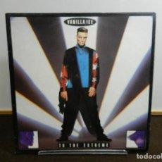 Discos de vinilo: DISCO VINILO LP. VANILLA ICE – TO THE EXTREME. 33 RPM.. Lote 236909265