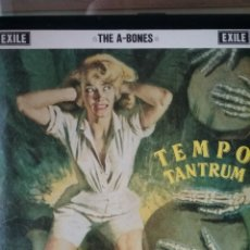 "Discos de vinilo: THE A- BONES 1986 10"" EXILE RECORDS. Lote 236912120"