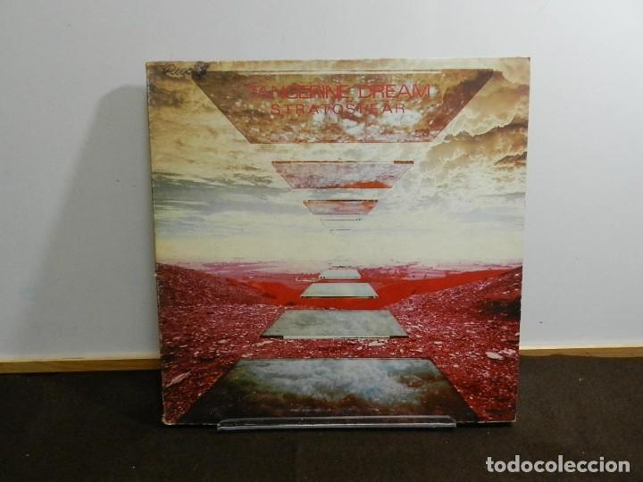 DISCO VINILO LP. TANGERINE DREAM – STRATOSFEAR. 33 RPM. (Música - Discos - LP Vinilo - Electrónica, Avantgarde y Experimental)