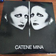 Disques de vinyle: MINA - CATENE ********LP DOBLE GATEFOLD ITALIANO PDU 1983. Lote 236919360
