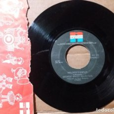 Discos de vinilo: GEORGE BAKER SELECTION / BABY BLUE ‎/ SINGLE 7 INCH. Lote 236919740