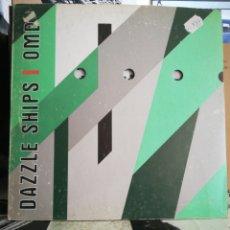 Discos de vinilo: OMD - DAZZLE SHIPS. Lote 236921625