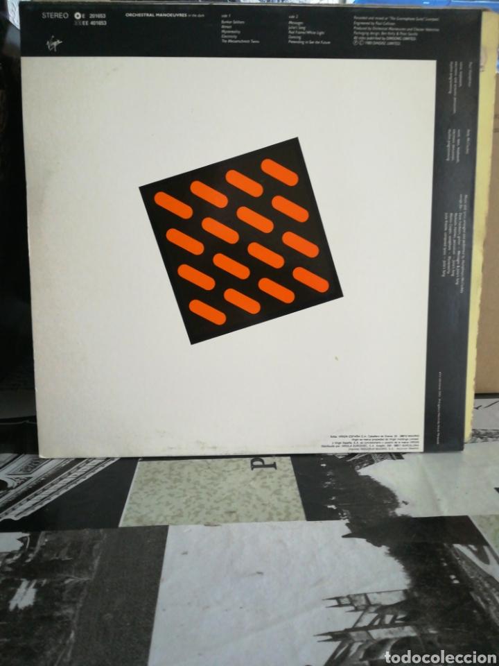 Discos de vinilo: OMD 1980 - Foto 2 - 236922050