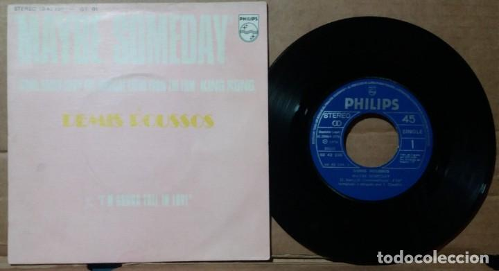 DEMIS ROUSSOS / MAYBE SOMEDAY / SINGLE 7 INCH (Música - Discos - Singles Vinilo - Pop - Rock - Extranjero de los 70)