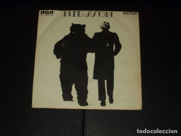 NILSSON SINGLE I GUESS THE LORD MUST BE IN NEW YORK CITY (Música - Discos - Singles Vinilo - Pop - Rock - Extranjero de los 70)
