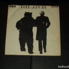 Discos de vinilo: NILSSON SINGLE I GUESS THE LORD MUST BE IN NEW YORK CITY. Lote 236922560