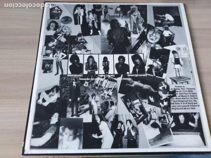Discos de vinilo: V2 - V2 1988 - NOISE - Foto 3 - 236923810
