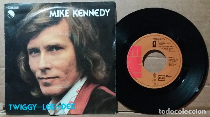 MIKE KENNEDY / TWIGGY-LEE-DEE / SINGLE 7 INCH (Música - Discos - Singles Vinilo - Pop - Rock - Extranjero de los 70)