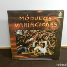 Discos de vinilo: DISCO VINILO LP. MODULOS – VARIACIONES. 33 RPM.. Lote 236929155
