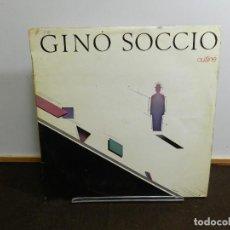 Discos de vinilo: DISCO VINILO LP. GINO SOCCIO – OUTLINE. 33 RPM.. Lote 236929480