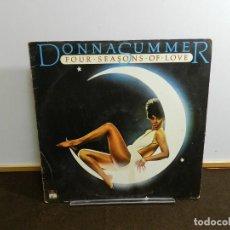 Discos de vinilo: DISCO VINILO LP. DONNA SUMMER – FOUR SEASONS OF LOVE. 33 RPM.. Lote 236929670