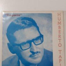 "Discos de vinilo: EP ""IMPACTO"" DE HUMBERTO TAPIA. Lote 236936790"
