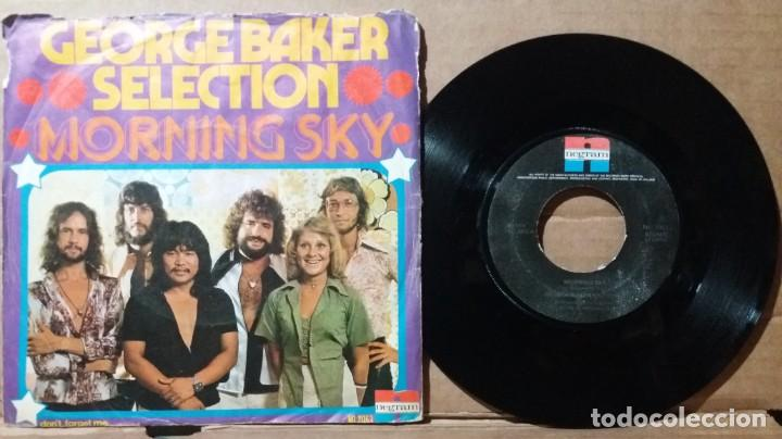 GEORGE BAKER SELECTION / MORNING SKY ‎/ SINGLE 7 INCH (Música - Discos - Singles Vinilo - Pop - Rock - Extranjero de los 70)