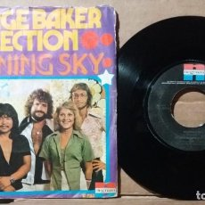 Discos de vinilo: GEORGE BAKER SELECTION / MORNING SKY ‎/ SINGLE 7 INCH. Lote 236939970