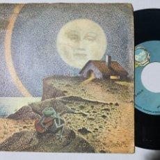 Discos de vinilo: SINGLE EP PEP LAGUARDA & TAPINERIA CIMS I ABISMES DE 1978. Lote 236942375