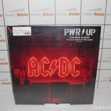 Discos de vinilo: AC/DC POWER UP (EDICIÓN LIMITADA ROJO OPACO) (LP-VINILO) ENVIÓ ESPAÑA 2 €. Lote 254779380