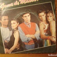 Discos de vinilo: GOMA DE MASCAR GOMA DE MASCAR SINGLE VINILO COLOR CHICLE. Lote 236956210