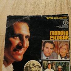 Discos de vinilo: MANOLO ESCOBAR. Lote 236967800