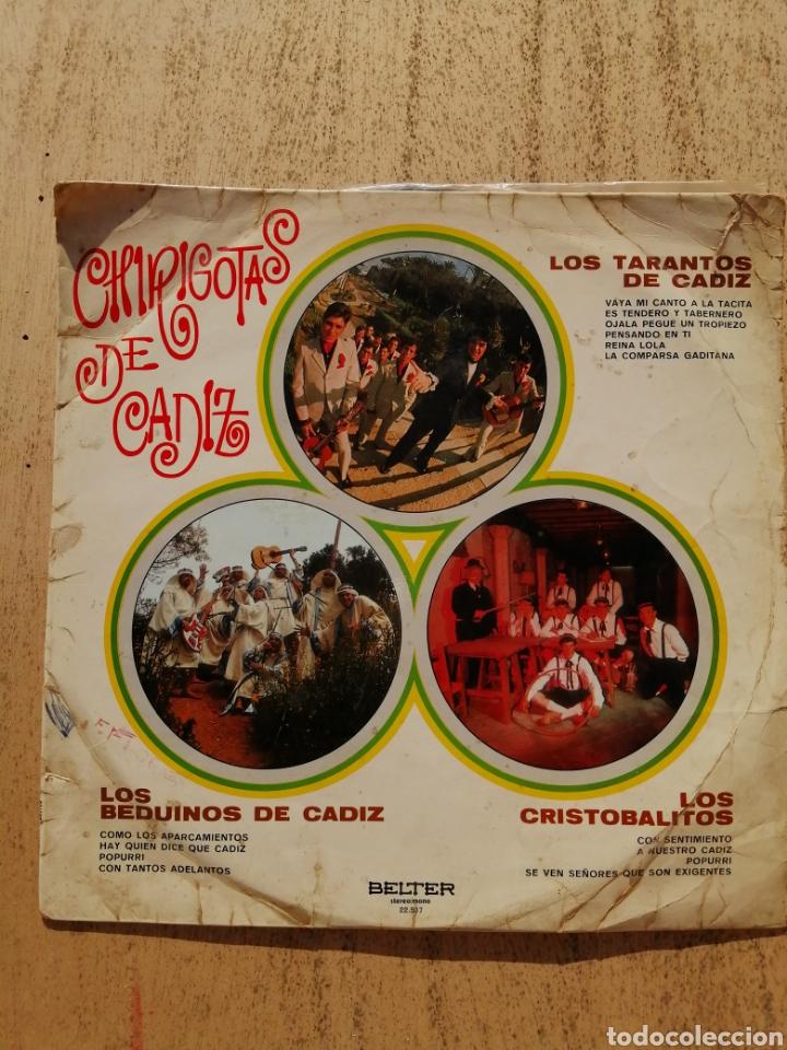CHIRIGOTAS DE CÁDIZ (Música - Discos - LP Vinilo - Étnicas y Músicas del Mundo)