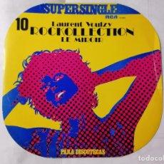 Discos de vinilo: ROCKOLLECTION LE MIROIR, LAURENT VOULZY, 1977 RCA. Lote 236972760
