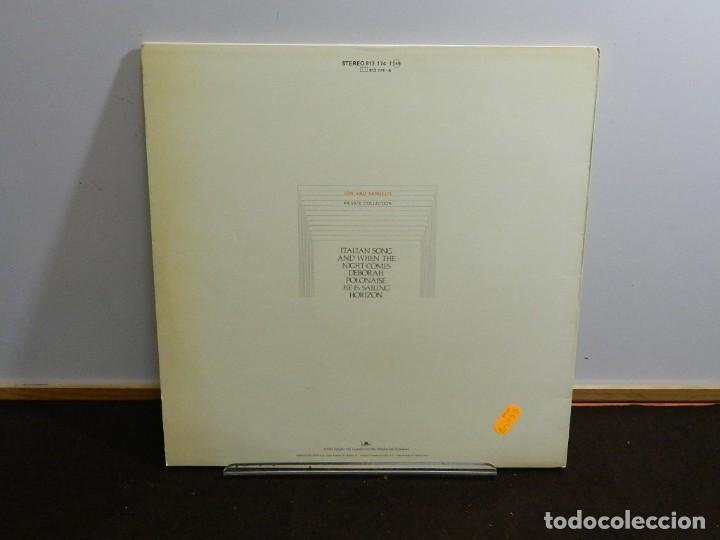 Discos de vinilo: DISCO VINILO LP. Jon And Vangelis – Private Collection. 33 RPM. - Foto 2 - 236975450