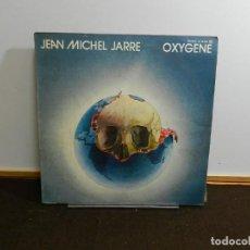 Discos de vinilo: DISCO VINILO LP. JEAN-MICHEL JARRE – OXYGÈNE. 33 RPM.. Lote 236977025