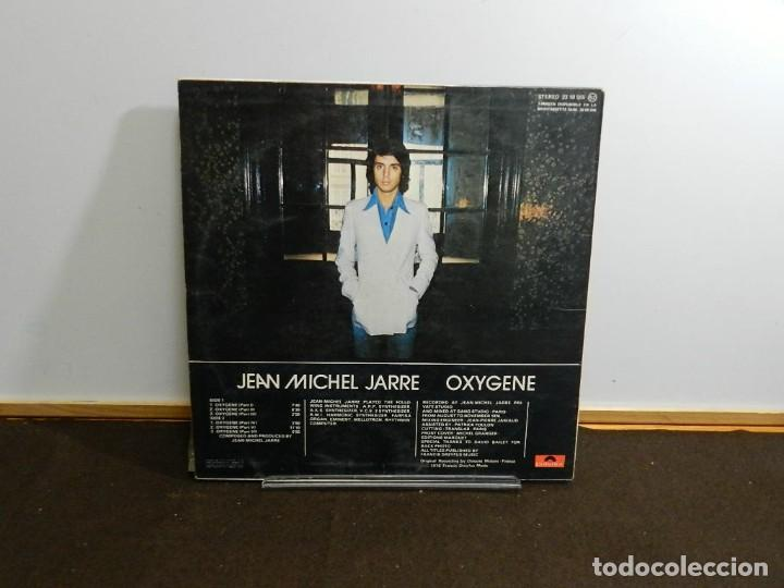Discos de vinilo: DISCO VINILO LP. Jean-Michel Jarre – Oxygène. 33 RPM. - Foto 2 - 236977025