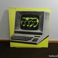 Disques de vinyle: DISCO VINILO LP. KRAFTWERK ‎– COMPUTER WORLD. 33 RPM.. Lote 236979820