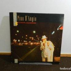 Discos de vinilo: DISCO VINILO LP. PINO D'ANGIO – EVELONPAPPA, EVELONMAMMA. 33 RPM.. Lote 236981275