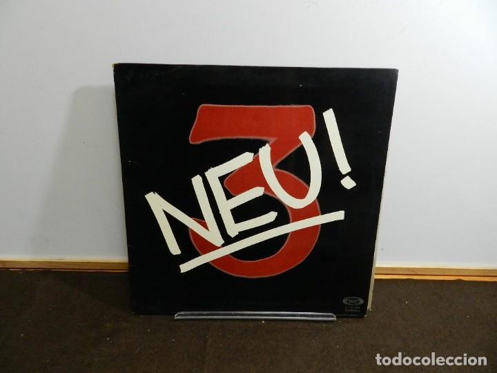 DISCO VINILO LP. NEU! – NEU! 3. 33 RPM. (Música - Discos - LP Vinilo - Electrónica, Avantgarde y Experimental)