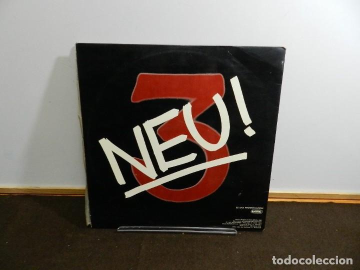 Discos de vinilo: DISCO VINILO LP. Neu! – Neu! 3. 33 RPM. - Foto 2 - 236981540