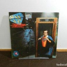 Discos de vinilo: DISCO VINILO LP. MECO – SUPERMAN AND OTHER GALACTIC HEROES. 33 RPM.. Lote 236984150