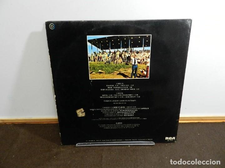 Discos de vinilo: DISCO VINILO LP. Vangelis – Albedo 0.39. 33 RPM. - Foto 2 - 236984800