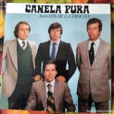Discos de vinilo: LIQUIDACION DE DISCOS DE VINILO EN BUEN ESTADO --- CANELA PURA_COMO ESTA MANDAO (PRINCIPIO AÑOS 80). Lote 236988640