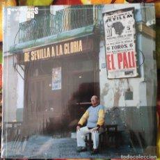 Discos de vinilo: LIQUIDACION DE DISCOS DE VINILO EN BUEN ESTADO ---EL PALI_DE SEVILLA A LA GLORIA (PRINCIPIO AÑOS 80). Lote 236989295