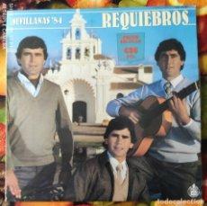 Discos de vinilo: LIQUIDACION DE DISCOS DE VINILO EN BUEN ESTADO --- REQUIEBROS_SEVILLANAS 84 (PRINCIPIO AÑOS 80). Lote 236991430
