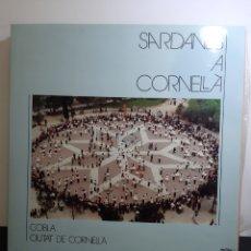 Discos de vinilo: LOTE DE DISCOS DE SARDANES. 7 UNIDADES.. Lote 236999180