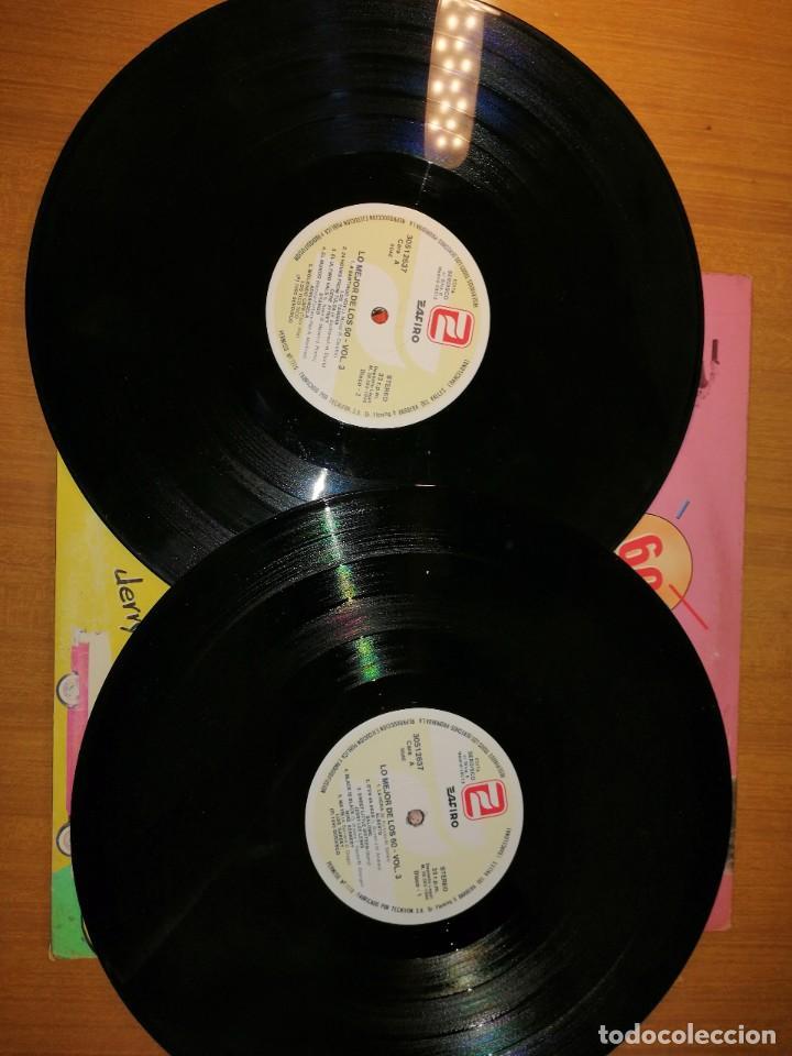 Discos de vinilo: Lote 2 discos grupo español.LO MEJOR DE LOS SESENTA 60-2 LP 1990 y ORFEON BRUTAL,VENTA A MI PISCINA - Foto 2 - 237018755